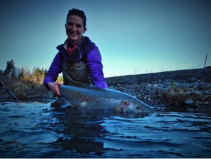 Tracy Pennell: Angler/Scientist