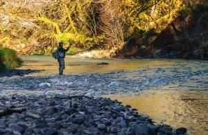 small stream fising2
